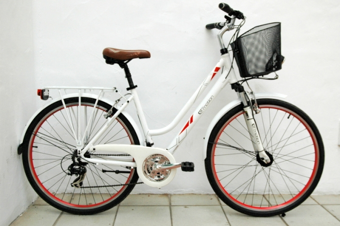 City Bike lady/man 28""